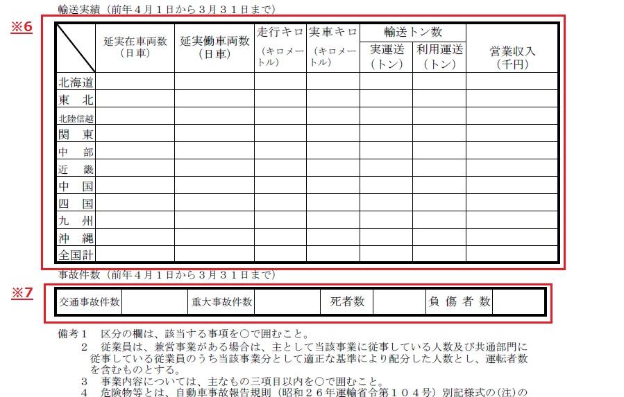 実績報告書記入例②